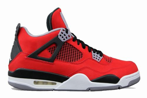 new style 37c9c 41096 Air Jordan 4 Fire Red Toro